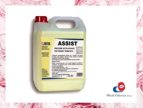 Immagine di Assist - Emulsione Autolucidante